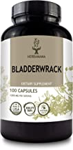 Bladderwrack 100 Capsules 1200 mg | Filled with Organic Bladderwrack | Thyroid Support | Digestive Health | Immune Support...