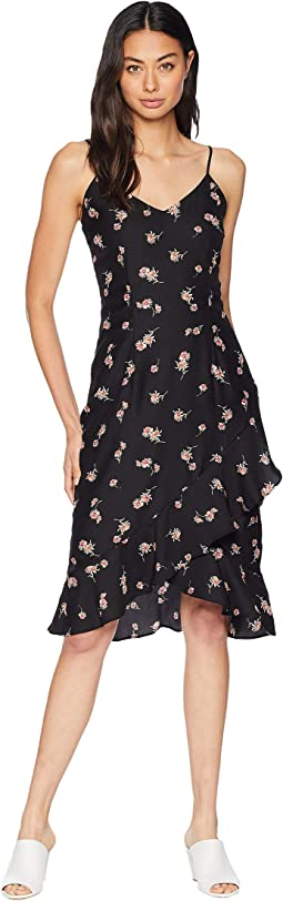 All Eyes On You Floral Print Dress