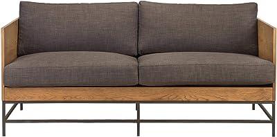 Amazon.com: Vantage Sofa in Iron Gray: Kitchen & Dining