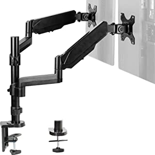 Vivo Desk Mount, Steel, Black, One Size