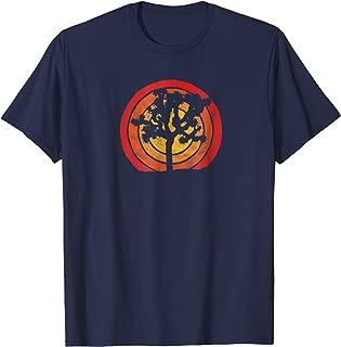Retro Sun Minimalist Joshua Tree Graphic T-Shirt