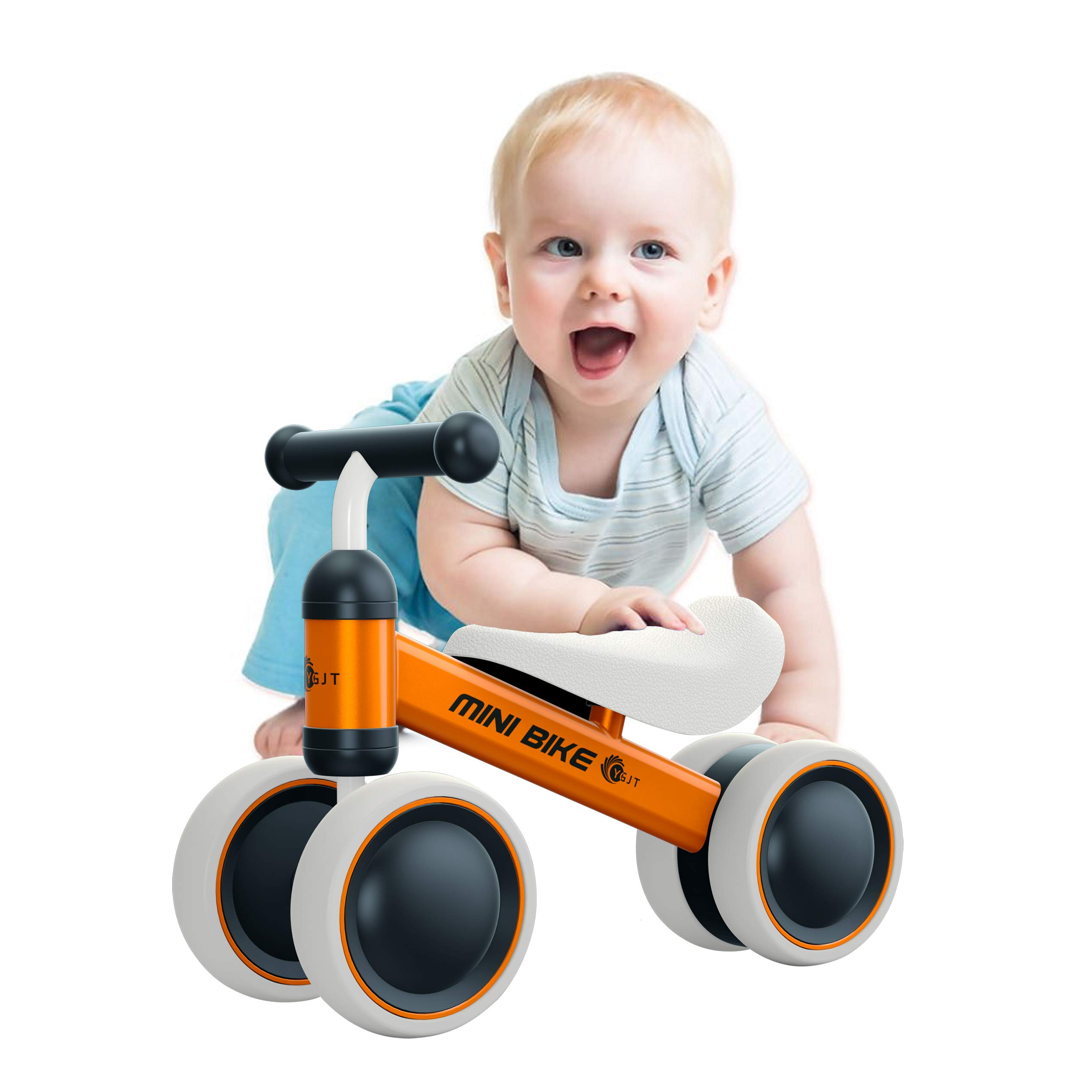 YGJT Baby Balance Bikes Bicycle Baby Walker Toys Rides for 1 Year Boys Girls 10 Months  sc 1 st  Amazon.com & Best First Birthday Gifts: Amazon.com