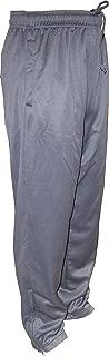 SPECIEN Adult Performance Active Joggers Sweatpants - Zippers Pockets & Zipper Legs Ends