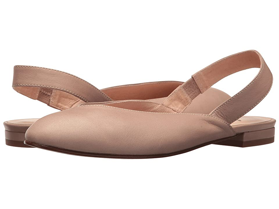 French Sole Breezy (Nude Softy Calf) Women