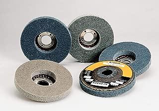 Standard Abrasives Type 27 Unitized Wheel 811532, 532 4-1/2 in x 1/2 in x 7/8 in - 33044
