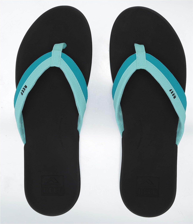 Reef Womens Ortho-Bounce Coast Flip-Flop