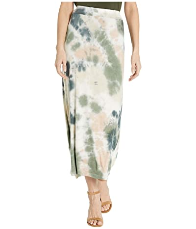 Tribal Maxi Skirt (Cameo Rose) Women