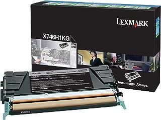 Lexmark LEXX746H1KG Toner Cartridge Black Laser, 12000 Page 1 / Pack Toner