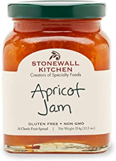 Stonewall Kitchen Jam, Apricot, 12.5 Ounce