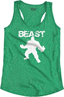 Giant Beast Workout Gym Fitness Muscle Racerback Tank Top