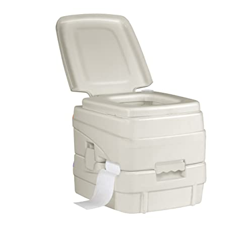 LaPlaya Outdoorproducts 1520 Toilettes de camping Blanc 43,6 x 36,5 x 38 cm