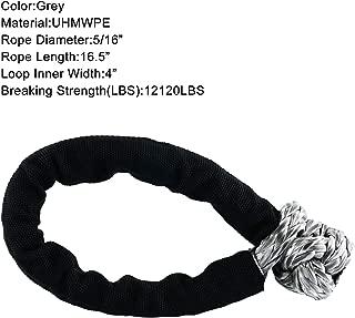 soft shackle 4x4