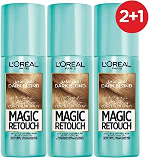 L'Oreal Paris Magic Retouch 3 SECONDS TO FLAWLESS ROOTS (Dark Blond)