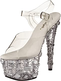 Pleaser Women's Adore-708MR/C/M Platform