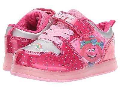 Favorite Characters Trollstm Walk Motion CL TLF316 (Toddler/Little Kid) (Pink) Girl