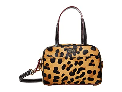 Frances Valentine Baby Convertible Mini Bag (Leopard) Handbags
