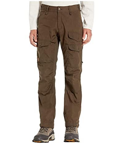 Fjallraven Vidda Pro Ventilated Trousers (Dark Olive) Men