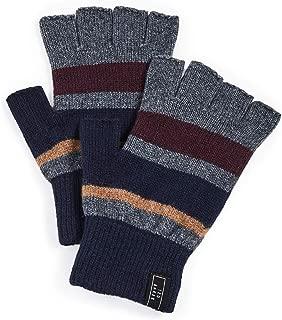Ted Baker Men's Leeson Rib Detail Knitted Gloves
