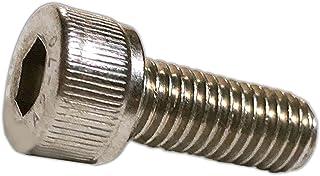 Wanda-b 逆ネジ (左ネジ) 六角穴 付き ボルト 8 mm バックミラー 用 ステンレス