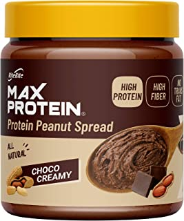 RiteBite Max Protein Peanut Butter Spread Choco Creamy ([340 gm] (Pack of 1))