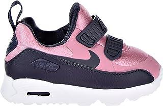 efd9e054b1d6 Nike Air Max Tiny 90 Toddler s Shoes Elemental Pink Gridiron-White  881928-602