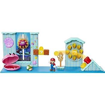 Amazon Com Nintendo Super Mario Deluxe Mushroom Kingdom Castle