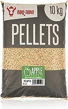 BBQ-Toro Apple Pellets aus 100% Apfelbaumholz (10 kg)   Apfelpellets für Grill, Smoker,..