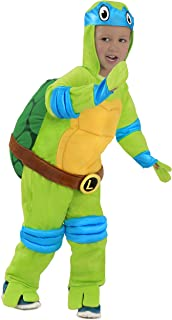 Princess Paradise Baby's Teenage Mutant Ninja Turtles Costume Jumpsuit, Leonardo, 18M-2T