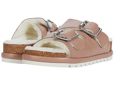 J/Slides Lynx (Rose Leather) Women