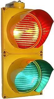 8 inch traffic light lens