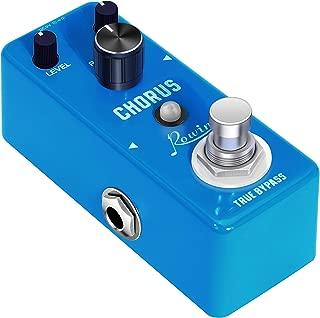 Rowin Analog Chorus Guitar Effect Pedal