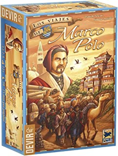 Devir – The Travel of Marco Polo (bgmarco)