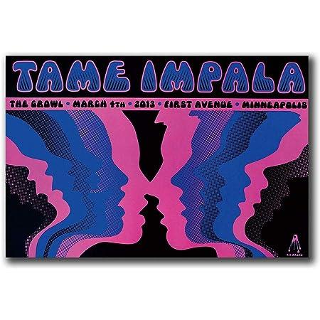 24x36 14x21 40 Poster Tame Impala Custom Hot Rock Music Band Art Hot P-434