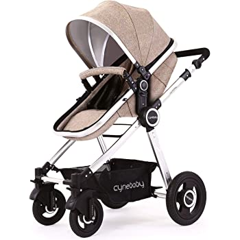 Amazon.com : Baby Stroller 2018, Hot Mom Baby Carriage ...