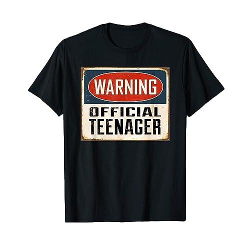 Official Teenager T Shirt