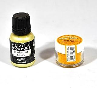 Pack económico de purpurina/cristales de azúcar y pintura