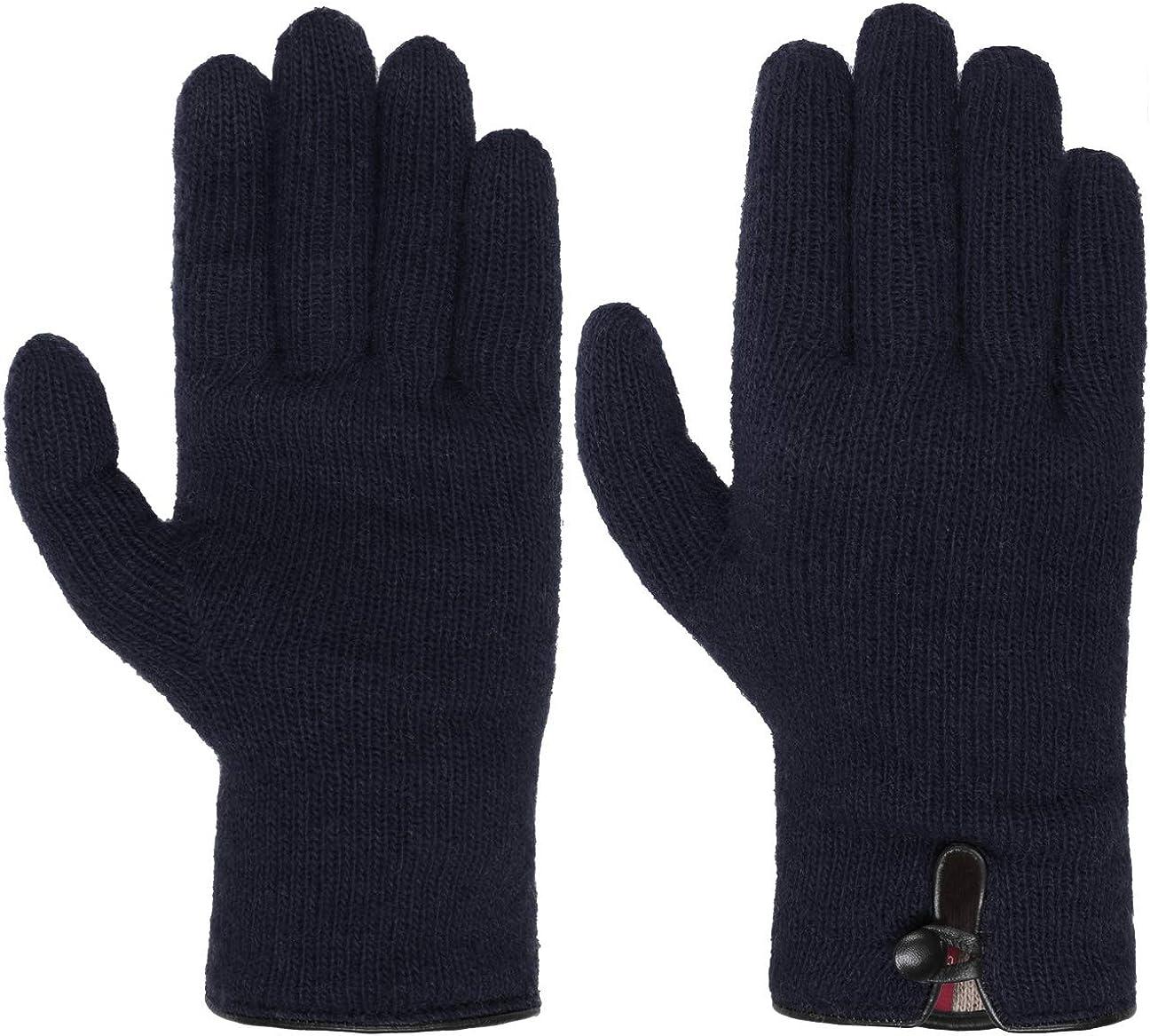 Caridei Milena Knit Gloves Women - Made in Italy