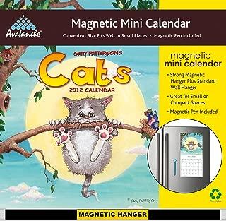 2012 Gary Patterson's Cats Magnetic Mini  calendar