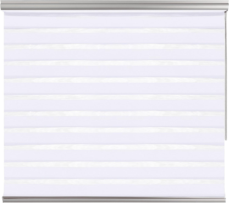 10XDIEZ arrotolabile Platinum duolux bianco Misure arrotolabile 160 x 250 cm