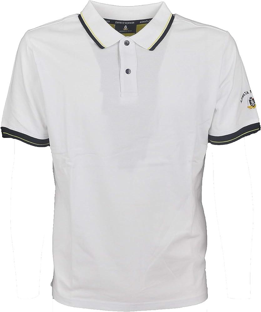 armata di mare polo , maglietta a maniche corte per uomo , 100 % cotone 5352943