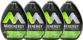 Mio Water Enhancer (Green Thunder, Pack of 4)