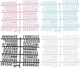 Suspension Murale Tableau Des Messages Et Planches Daffichage Tableau Blanc Tableau Lettre 50 X 40 Cm Tableau Memo Avec Inscription En Anglais Rillentafel 145 Lettres Tableaux Memo Cuisine Maison