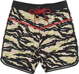 Asphalt Yacht Club Tiger CAMO Board Shorts Swimwear Mens