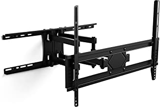 Expert Connect | TV Wall Mount Bracket for 37-70 inch LED, LCD, OLED and Plasma Flat Screen TVs | Full Motion 15 Degree Tilt & 180 Degree Swivel Articulating Adjustment