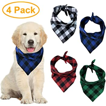 Medium Dogs Labrador /& Staffies Spoilt Rotten Pets S3 PERSONALISED Grey /& Black Camo Camouflage Uniform Fabric Any Name or Wording Dog Bandana