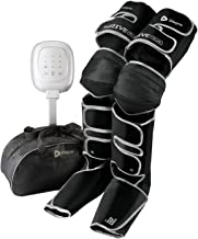 LifePro Thrive Plus Thigh, Calf and Foot Massager Machine Extra Wide - Leg Compression Massager - Heated Knee Pain Relief,...