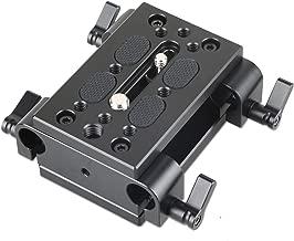 15mm rod tripod plate