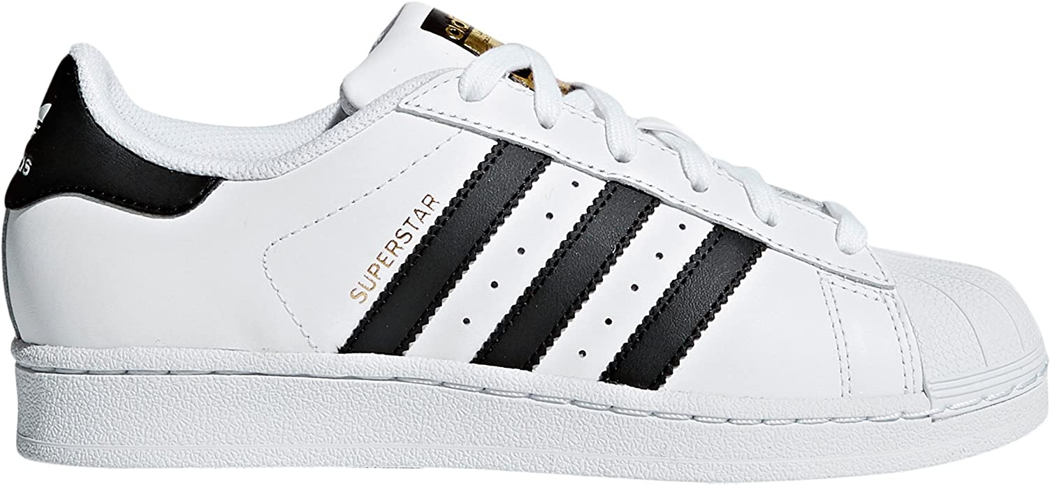 adidas Superstar, Chaussures de Basketball Femme Blanc.g0 (40.5 ...