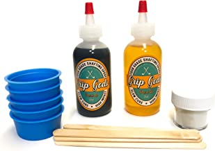 Grip Gods Golf Club Epoxy - Professional Tour Grade Golf Shafting Epoxy Kit for Golf Club Repair and Assembly - Long Cure 2oz Bottles
