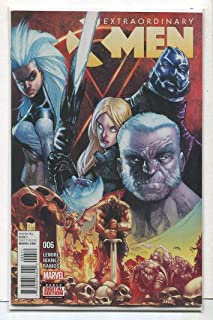 Extraordinary X-Men #6 NM Marvel Comics LG2